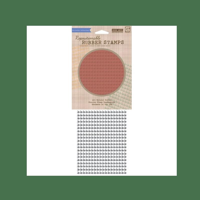 CG326 DASH PATTERN חותמת רקע דוגמת פיפיטה