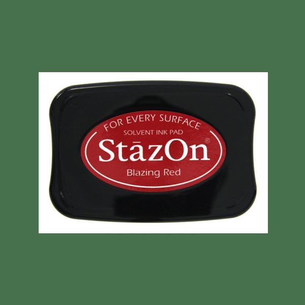 STAZON BLAZING-RED סטאזאון גווני אדום