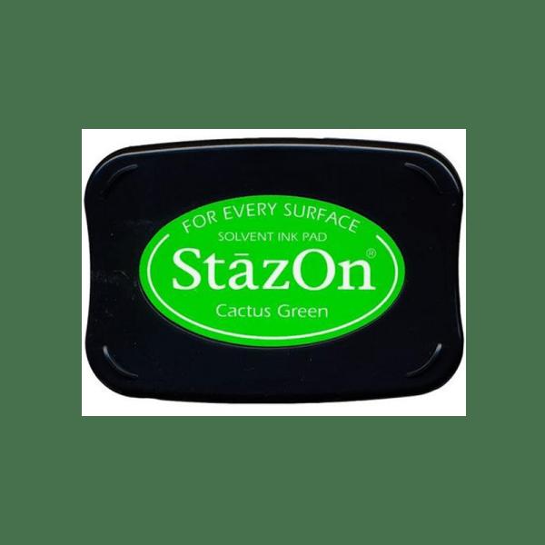 STAZON CACTUS-GREEN סאטזאון גווני ירוק