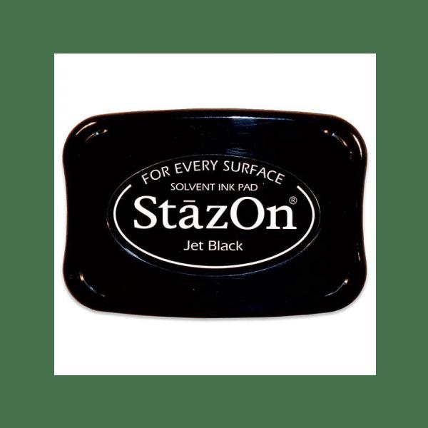 STAZON JET-BLACK סטאזאון גווני שחור