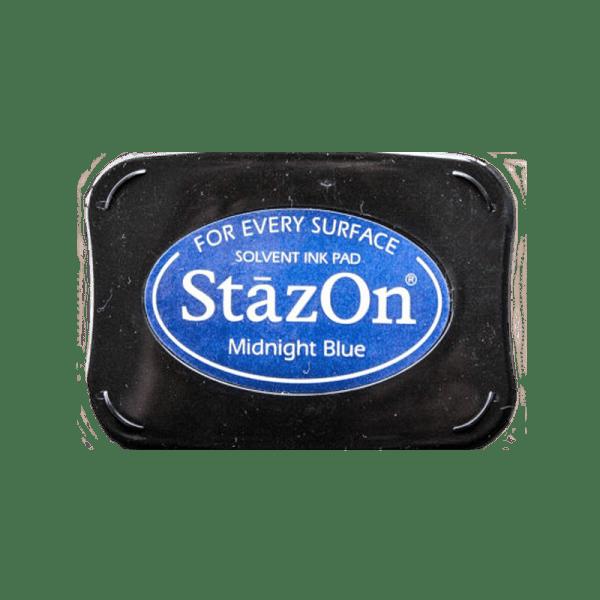STAZON MIDNIGHT-BLUE סטאזאון גווני כחול