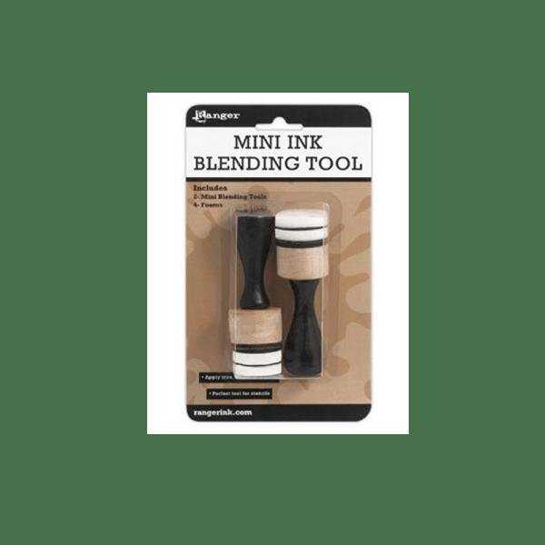 MINI-BLENDING-TOOL ידית עץ עדול 1 אינצ'