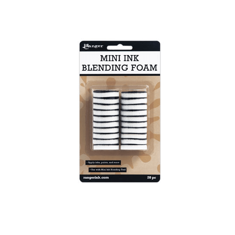MINI-FOAM-REFILL ספוגיות עגולות למילוי