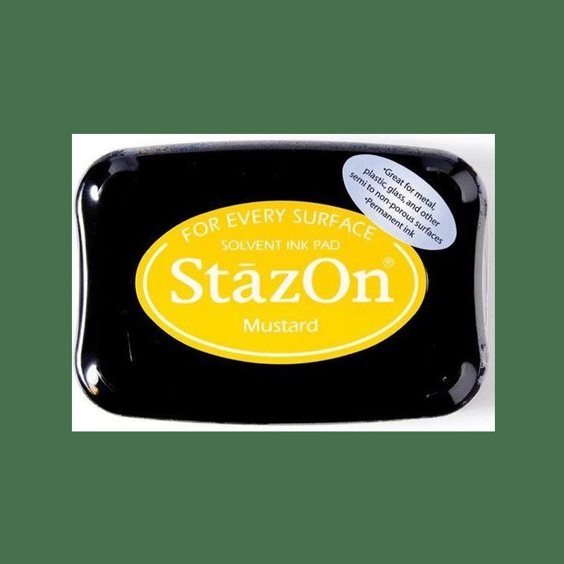 STAZON MUSTARD סטאזאון גווני צהוב