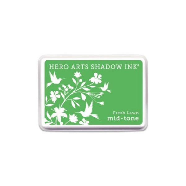 FRESH-LAWN-MIDTONE דיו צללית ירוק דשה MIDTONE של נירו ארטס