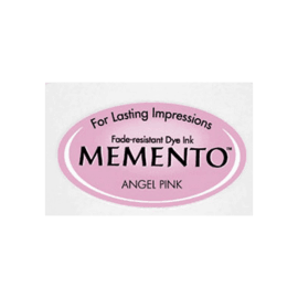 MEMENTO DYE INK ANGEL-PINK
