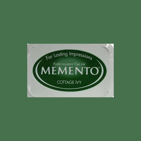 MEMENTO-DYE-INK-COTTAGE-IVY