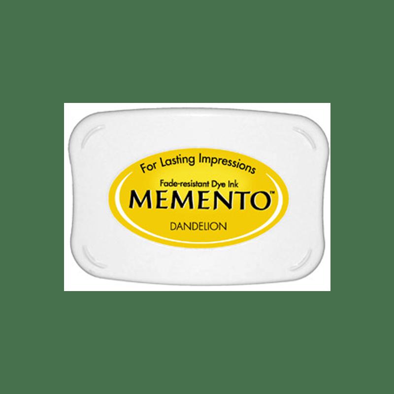 MEMENTO-DYE-INK-DANDELION