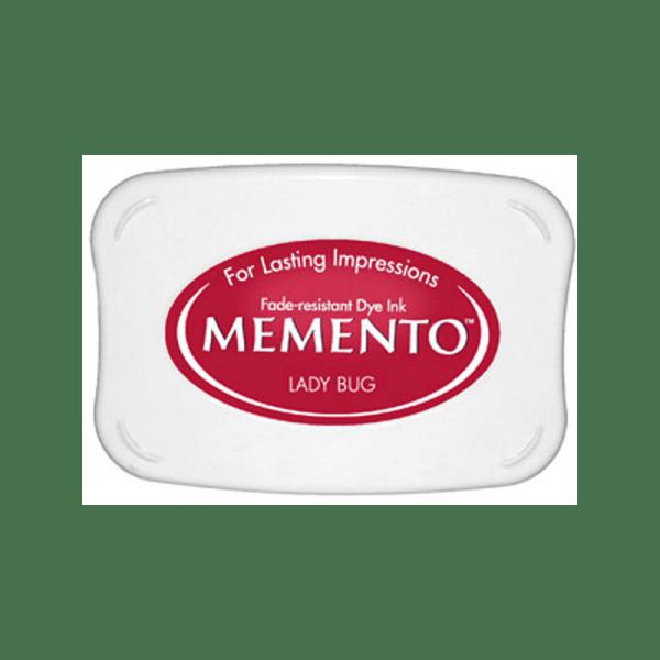 MEMENTO-DYE-INK--LADY-BUG