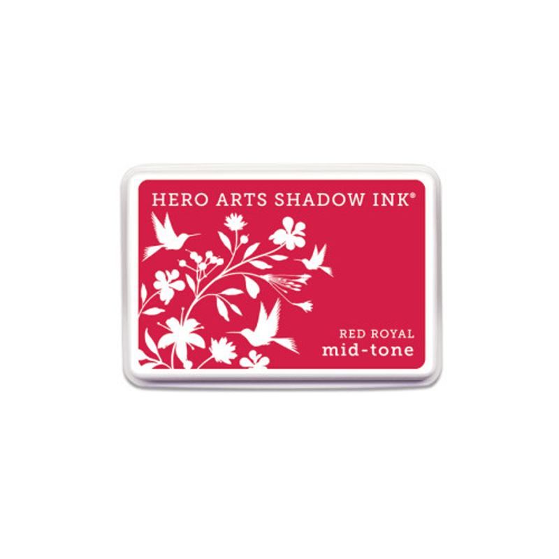 RED-ROYAL-MIDTONE דיו צללית אדום של הירו ארטס