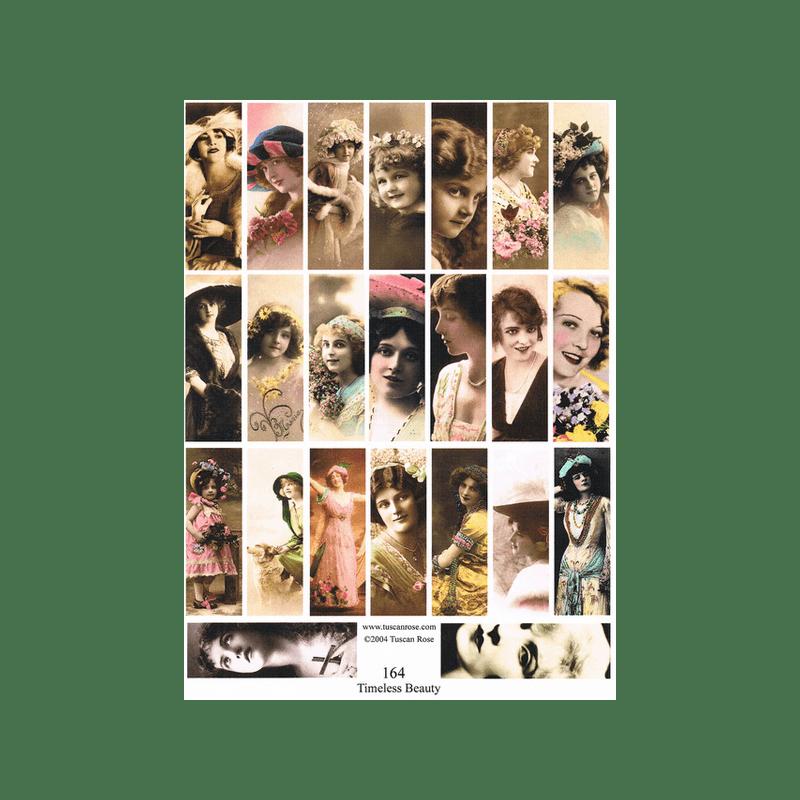 TIMELESS-BEAUTY תמונות של נשים של פעם
