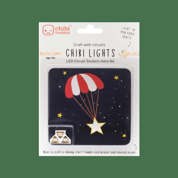 CHIBI LIGHTS ערכה להכנת כרטיסים עם מעגל סגור